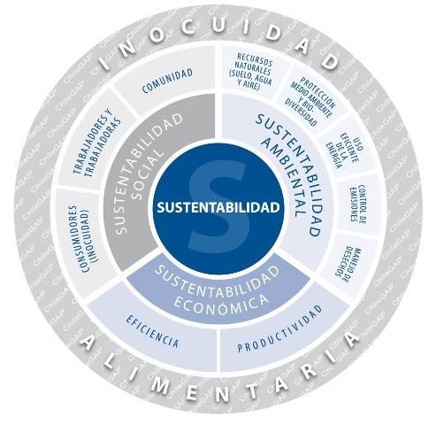 esquema sustentabilidad